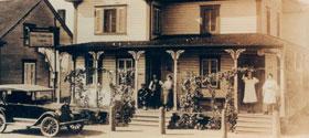 Historique de la municipalité
